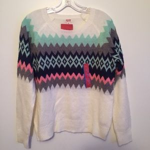 Mossimo Supply Co. sweater NWT.